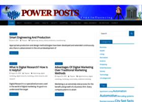 power-posts.com