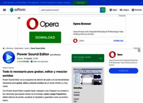 power-sound-editor.softonic.com