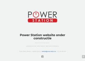 power-station.be