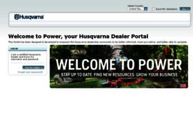 power.husqvarnagroup.com