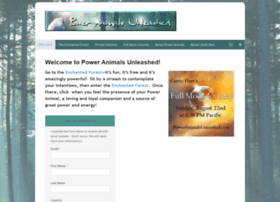 poweranimalsunleashed.com