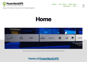 powerbackups.co.za