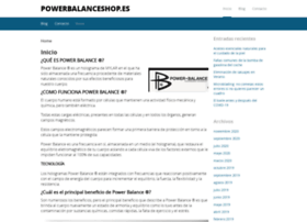 powerbalanceshop.es