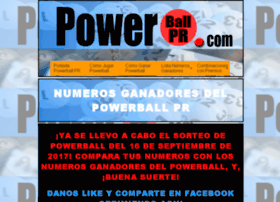 powerballpr.com