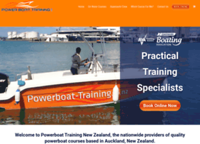 powerboat-training.co.nz