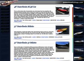powerboatlistings.com
