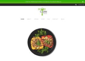 powercleanmeals.com