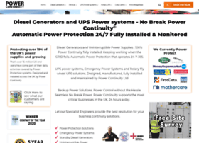 powercontinuity.co.uk