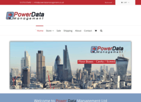 powerdatamanagement.co.uk