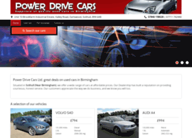 powerdrive-cars.co.uk