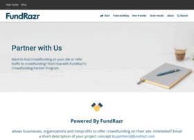 poweredby.fundrazr.com