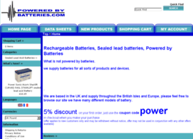 poweredbybatteries.com