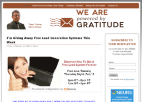poweredbygratitude.net