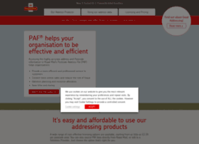 poweredbypaf.com