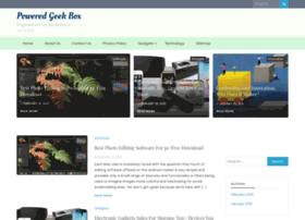 poweredgeekbox.com