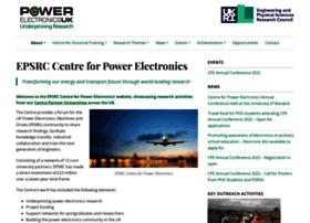 powerelectronics.ac.uk