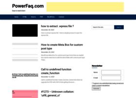 powerfaq.com