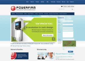 powerfirm.thewebshowroom.com.au
