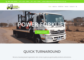 powerforklift.co.za