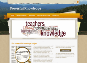 powerfulknowledge.weebly.com