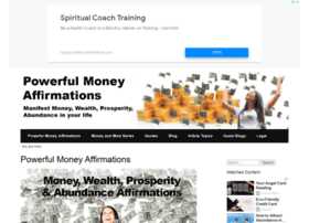 powerfulmoneyaffirmations.com
