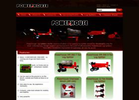 powerhouselogsplitters.com