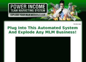 powerincometeam.com