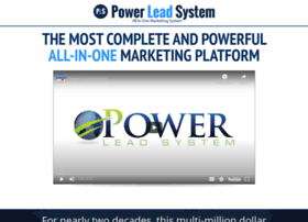 powerleadsystem.com