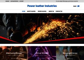 powerleatherind.com