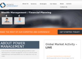 powermanagementgroup.com