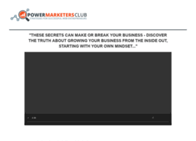 powermarketersclub.com