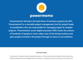 powermemo.com