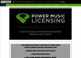 powermusiclicensing.com