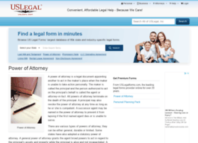powerofattorney.uslegal.com