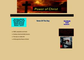 powerofchrist.org