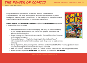 powerofcomics.com