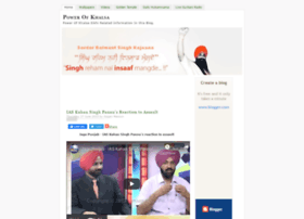 powerofkhalsa.blogspot.in