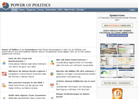 powerofpolitics.com