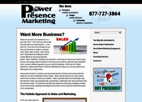 powerofpresencemarketing.com