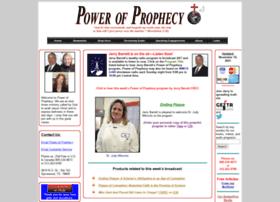 powerofprophecy.com