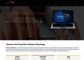 poweronesoftware.com
