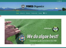 Powerorganics.com
