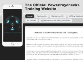 powerpaycheckstrainingcenter.com