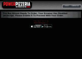 powerpizzeria.hungerrush.com