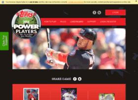 powerplayers.toppscards.com