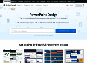 powerpoint.designcrowd.co.in
