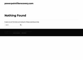 powerpointfilerecovery.com