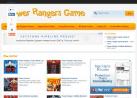 powerrangergame.org