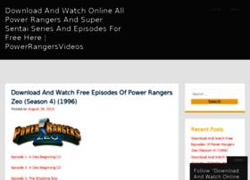 powerrangersvideos.wordpress.com