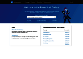 powershellgallery.com